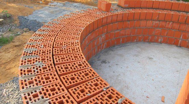 Использование кирпича в строительстве
