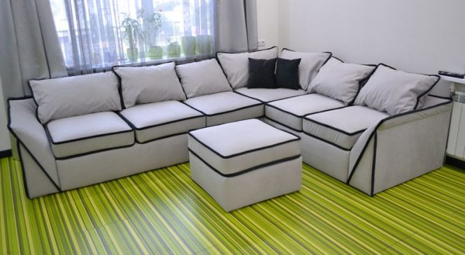 Цветовая гамма при покупке мягкой мебели