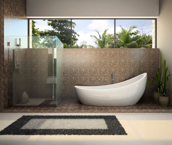 Особенности проектирования ванных комнат