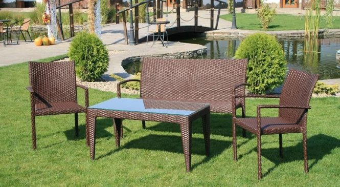 Ротанговая мебель – натуральная, изысканная, модная!
