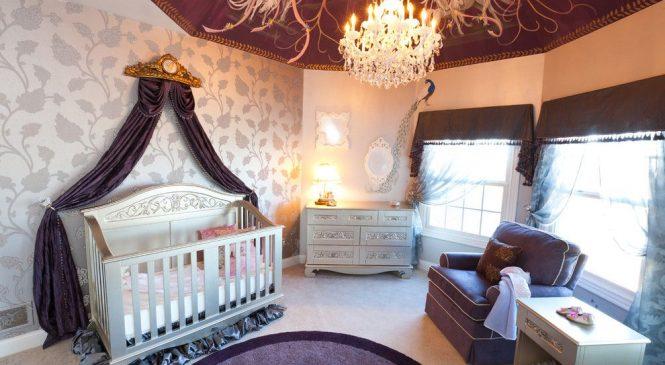 Современная мебель для новорожденных