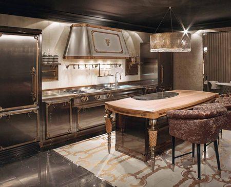 Преимущества итальянских кухонь ipe cavalli