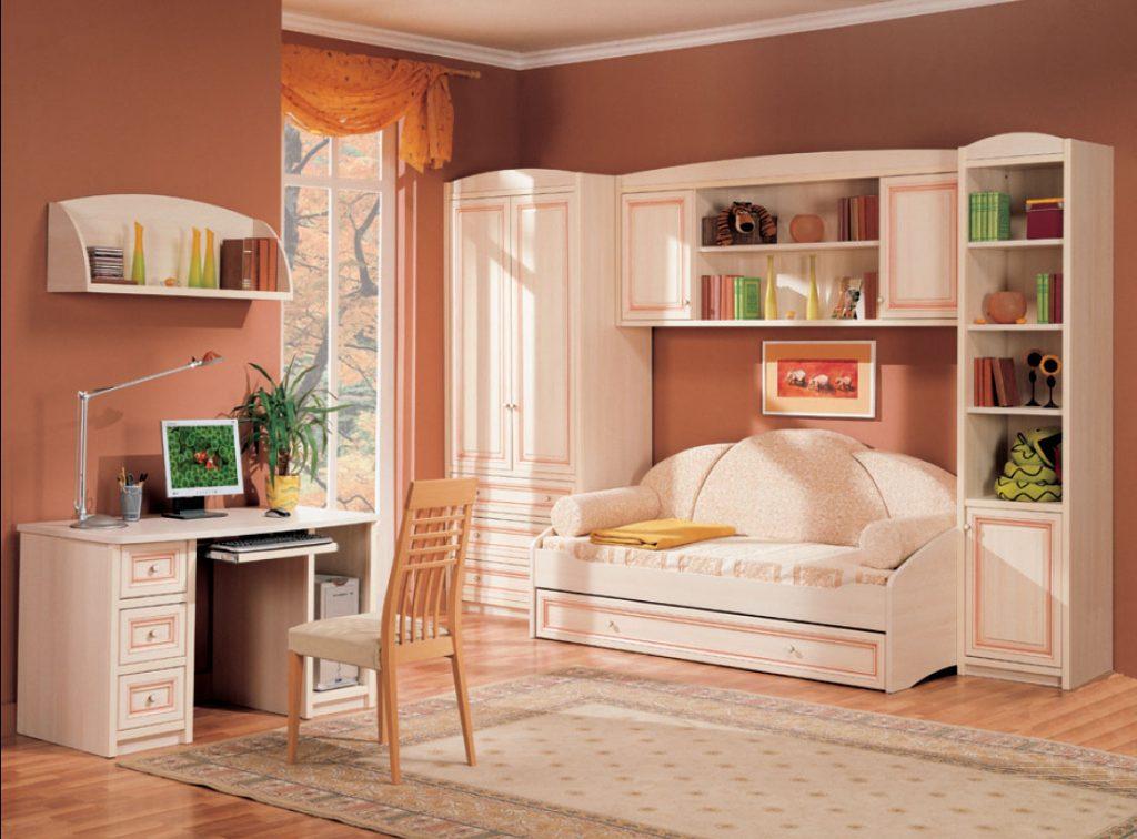 Как выбрать мебель для детской комнаты? - nfmuh.ru.