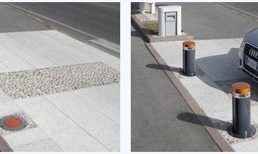 Функции парковочных столбиков