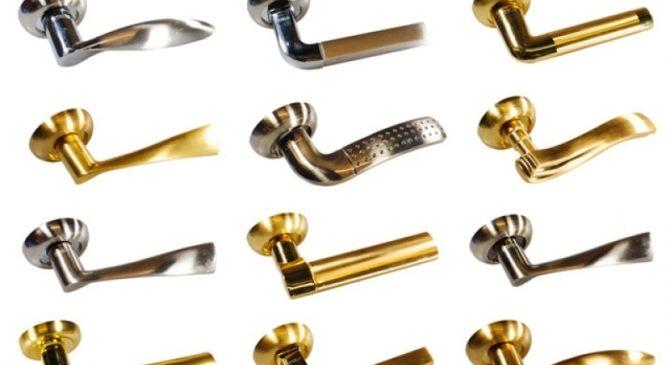 Какие ручки бывают для межкомнатных дверей?