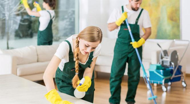 Что входит в уборку квартиры?