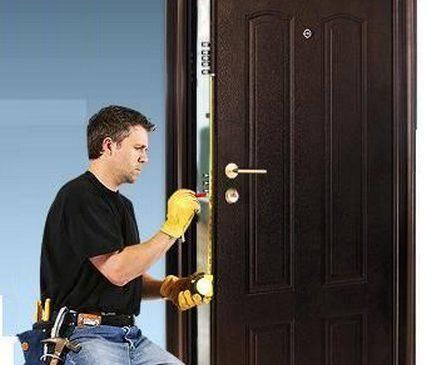 Аварийное вскрытие и замена замков, отделка дверей – лучшее применение Ваших идей