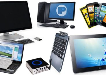 Разновидности компьютеров