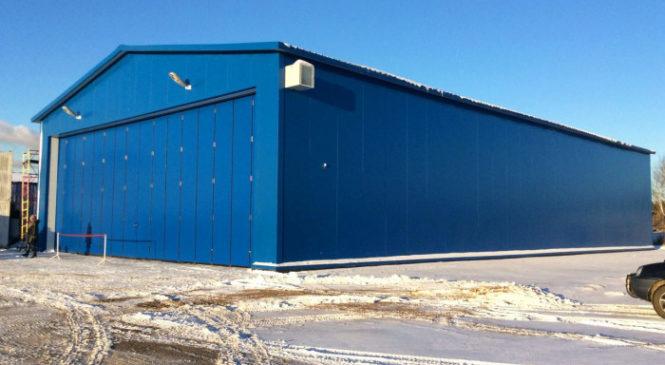 Строительство склада под ключ: монтаж системы доступа и других инженерных сетей