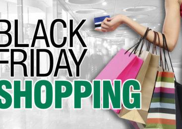 Чёрная Пятница: лучшая пора для шоппинга