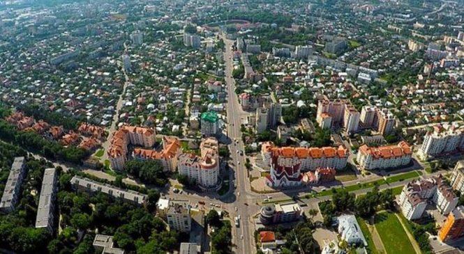 Экология Тернопольской области