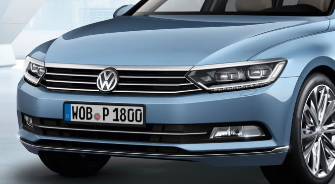 Впечатляющий Volkswagen Passat от компании mercur-auto.kz