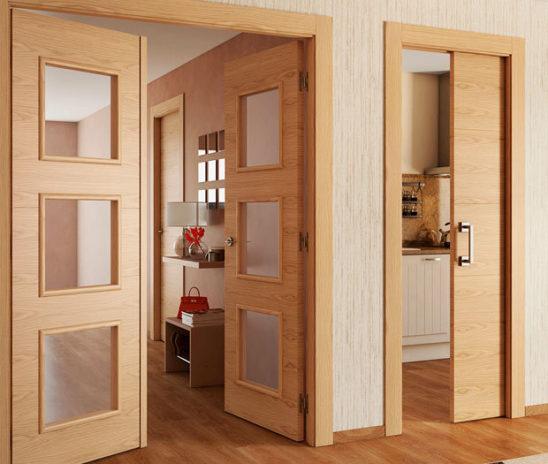 Секреты выбора межкомнатных дверей