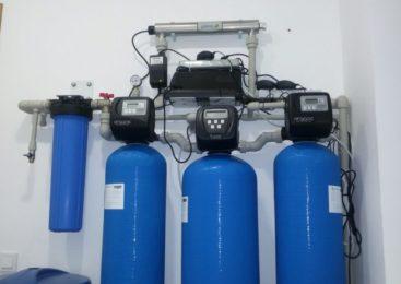 Что входит в систему очистки воды из колодца?